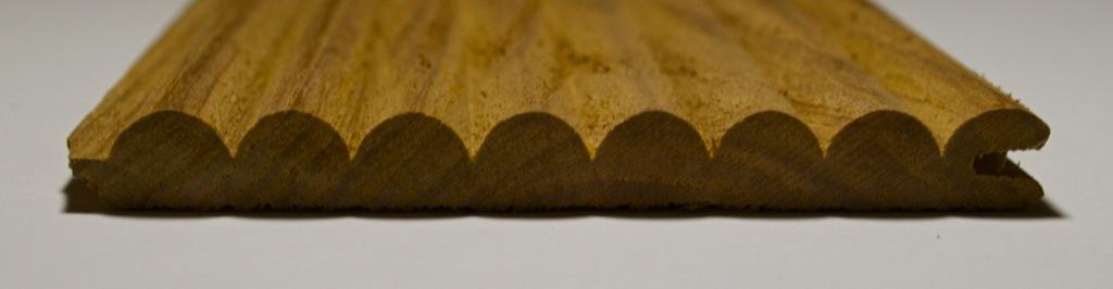 Teak Bamboo Panel